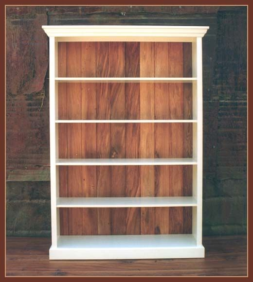 Bs 4 Large Bookcase Nonstandard back