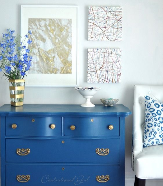 top notch girl bedroom decoration ideas using purple rose | 115 best images about Furniture Refurbishing Ideas on ...