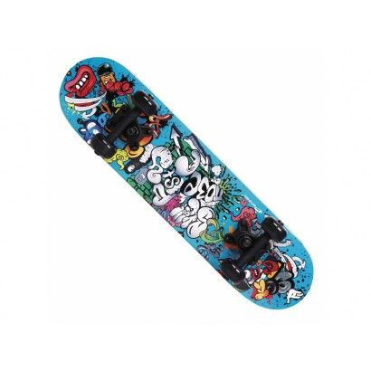 skateboard Spokey DOODLE 60x15cm