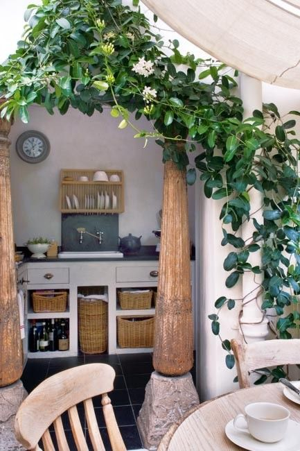 Modern rustic | Many of us love the thought of living a simpler life in the country and creating our own peaceful...