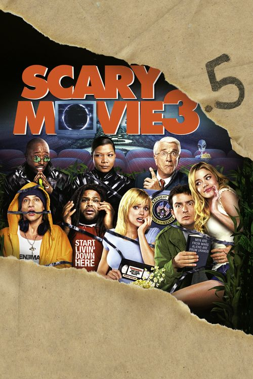 Watch Scary Movie 3 2003 Full Movie Online Free