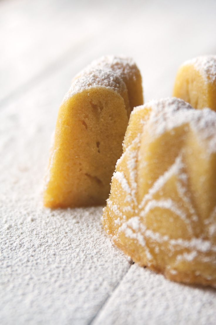 "Meyer Lemon Almond Tea Cake (w. almond paste) recipe adapted from ""Tartine""  by Elisabeth Prueitt and Chad Robertson."