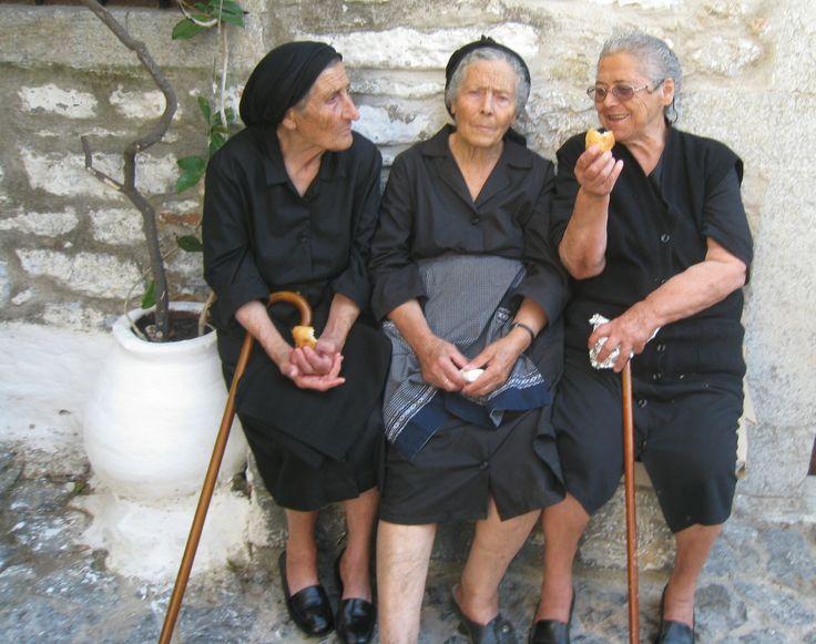 XIOS   In the Mastica village of Mesta
