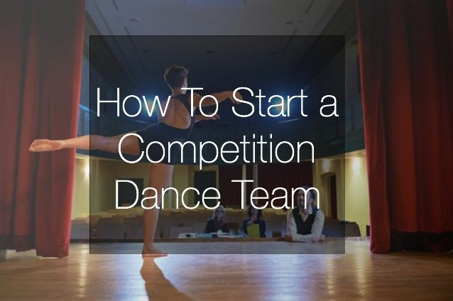 When you've been running a successful recreational dance studio for a couple years and have some amazingly talented students in your classrooms, you might start to think about ways to show the world how great your dancers are. What better way to do that than start a competitive dance team at your studio?