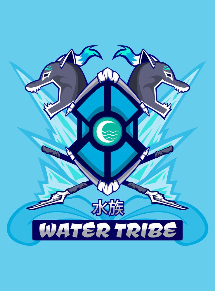 water tribe | water tribe by paulette