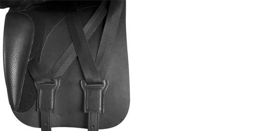 Design & Technik SaddlerySattel Butterfly® - Dressursattel, Springsattel, Vielseitigkeitssattel