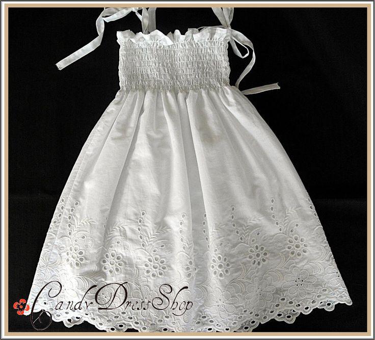 Best 25+ White dresses for kids ideas on Pinterest   Designs for ...