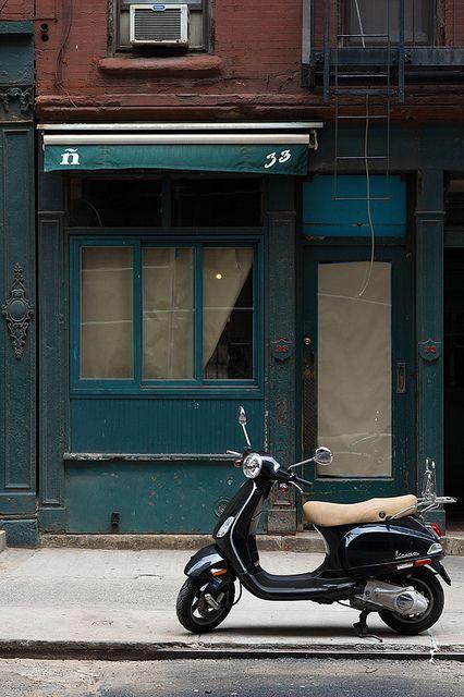 Soho by joe holmes on Flickr