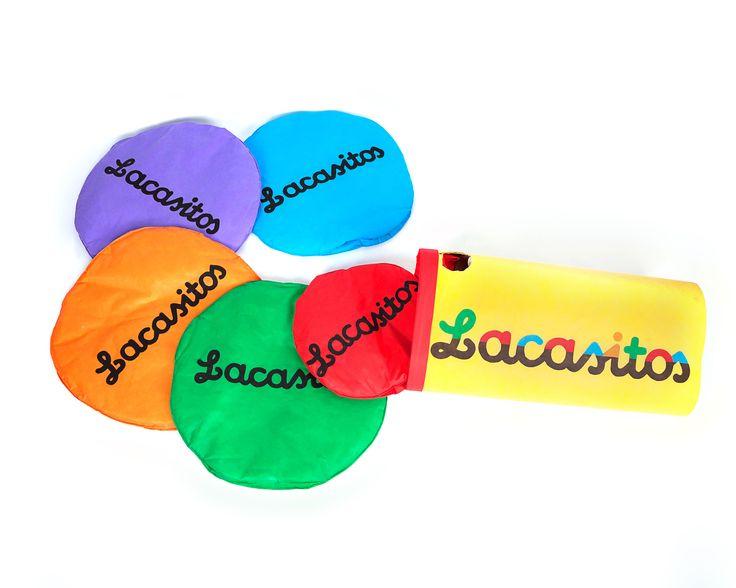 #Rojo, #verde, #violeta, #azul, #naranja... ¿y tú, qué #Lacasito eres?