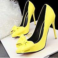 Chaussures Femme - Talon Aiguille - Talons / Bout Pointu / Bout Fermé