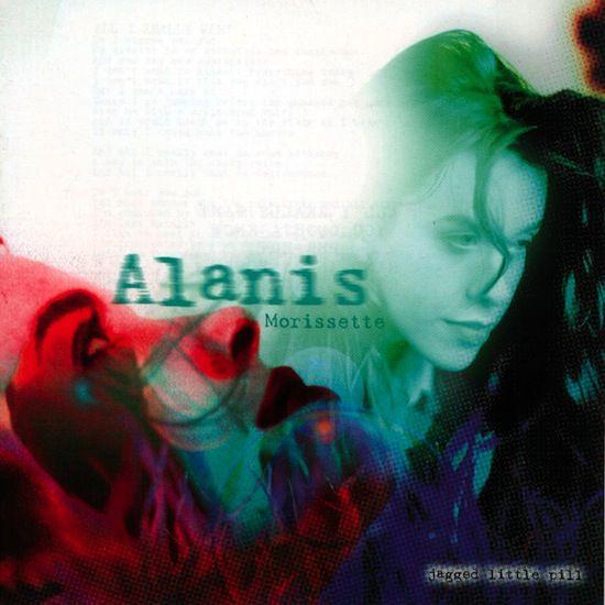 Alanis Morissette Jagged Little Pill 90s Music