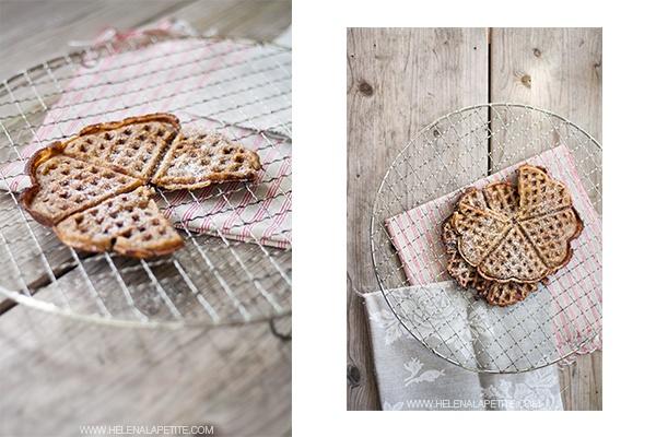 hazelnut waffles | Food & Drinks | Pinterest