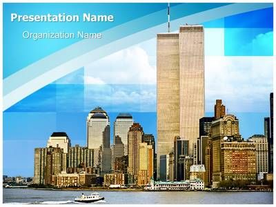 386 best powerpoint templates ppt background and themes images on editabletemplates powerpoint famous place architecture new york city landmarks twin towers skyscraper world trade center ground zero architecture toneelgroepblik Images