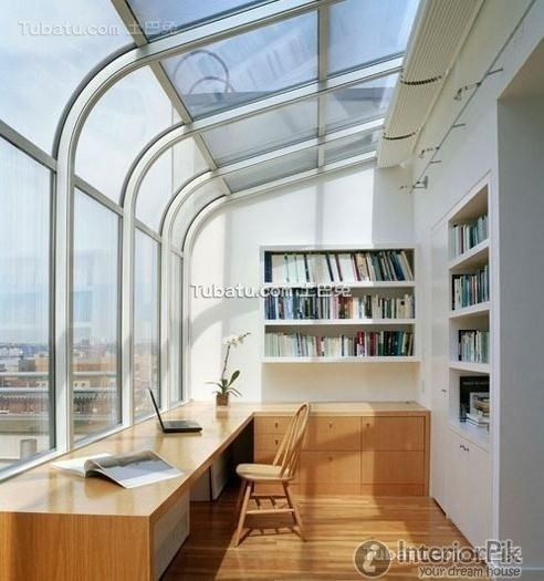 Tips For Redecorating Your Home Office: 25+ Best Ideas About Sunroom Office On Pinterest