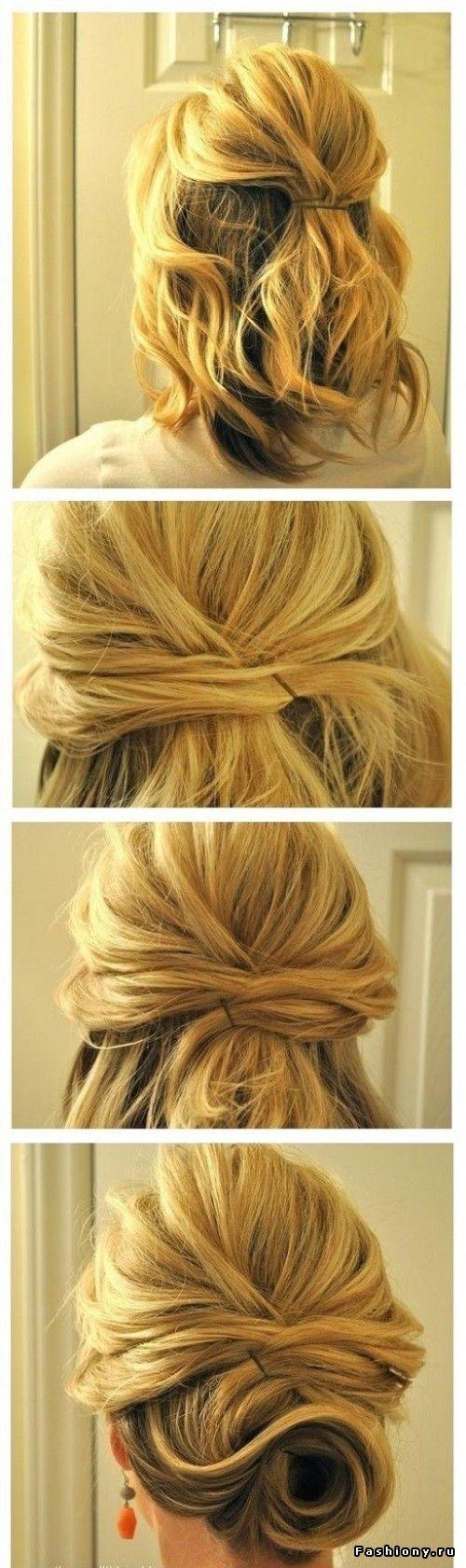 Выше плеч: прически <u>прически</u> для коротких волос (ч.1) / прическа до плеч