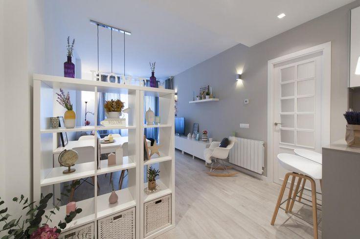 La importancia de crear espacios. | Decorar tu casa es facilisimo.com