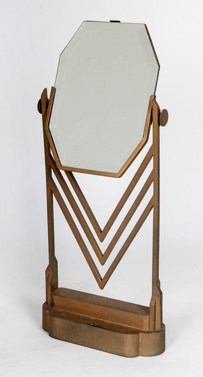 Jock Peters / Bullocks Wilshire / American Art Deco Table Top Jewelry Salon…
