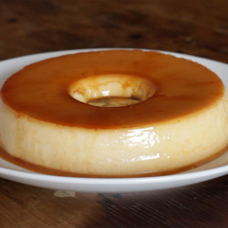 Brazilian Flan - A rich and creamy dessert that you'll love.