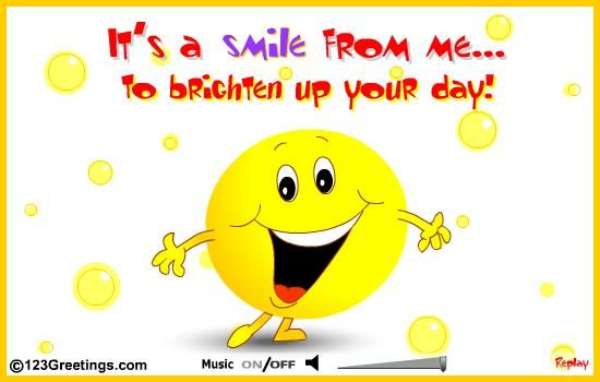 Guess Who's Here! | Ecard | Cute | Smile | Smiley |   http://www.123greetings.com/cute_cards/smile/smile19.html