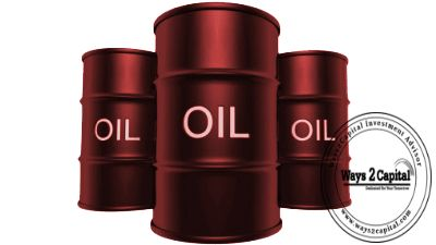 Crudeoil on MCX settled up 0.14% at 2877 while prices still continued to sustained below $45 mark although the pace of the collapse slowed,