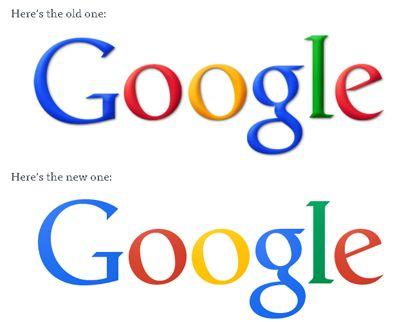 Google new logo unveiled