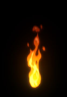 animation fire 2d animation effect traditional animation