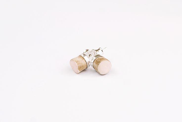forest earrings by rett frem