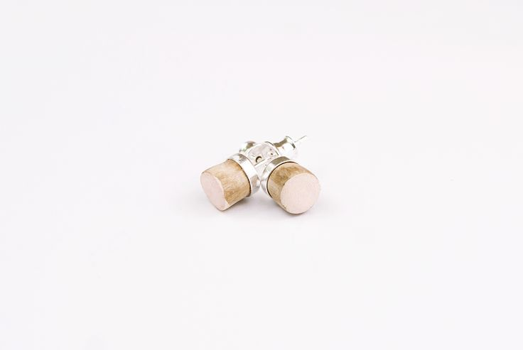 forest earrings by rett frem