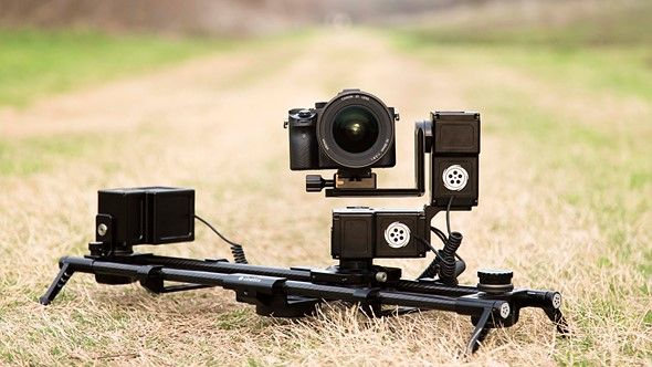 Cinetics announces new Lynx camera slider and motion control system: Digital Photography Review