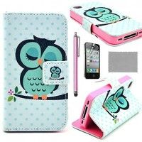 COCO FUN® Sleeping Owl Pattern PU Leather Full Body Case With Film, Stand And Stylus for iPhone 4/4S - See more at: http://massbuy.co.za/COCO-FUN-Sleeping-Owl-Pattern-PU-Leather-Full-Body-Case-With-Film-Stand-And-Stylus-for-iPhone-44S#sthash.CahV92cb.dpufIphi