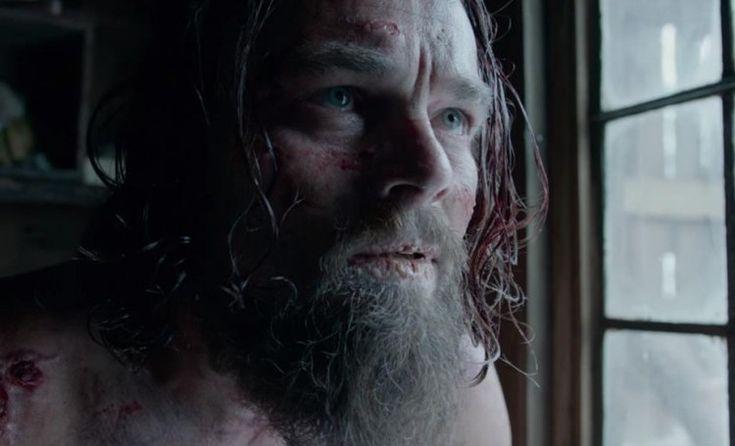 O Regresso – Em 2016 Será Que o Oscar Vai Para DiCaprio?