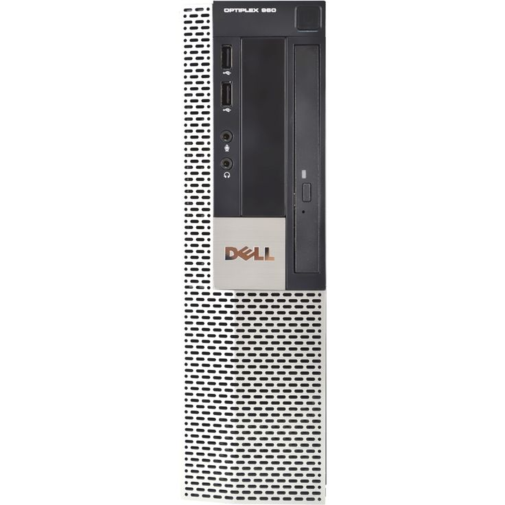 Just added to Desktop & All-in-One Computers on Best Buy : Dell - Refurbished Desktop - Intel Core 2 Duo - 4GB Memory - 160GB Hard Drive
