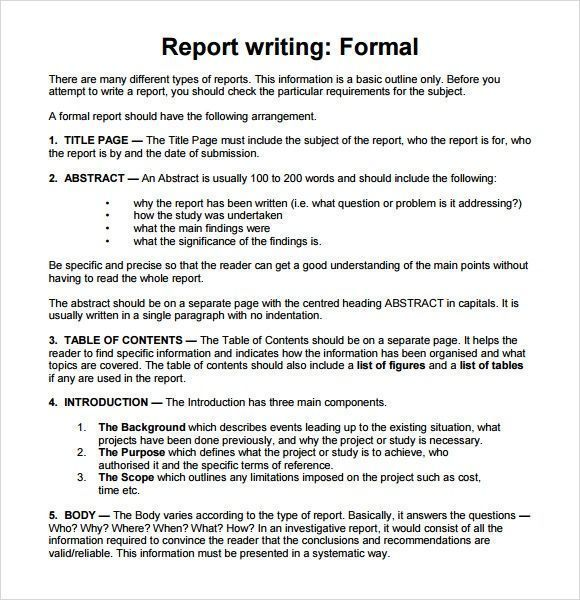 24 Accident Reports Template Report Writing Report Writing