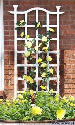 110 Best Garden Trellis Images On Pinterest Garden