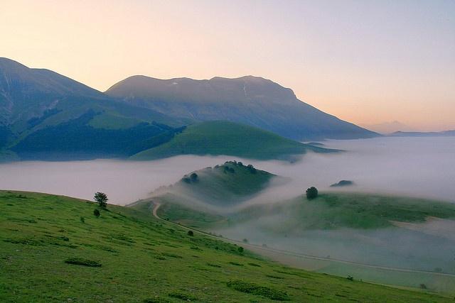 Monte Vettore     Foto by gigi62 (on Flickr)
