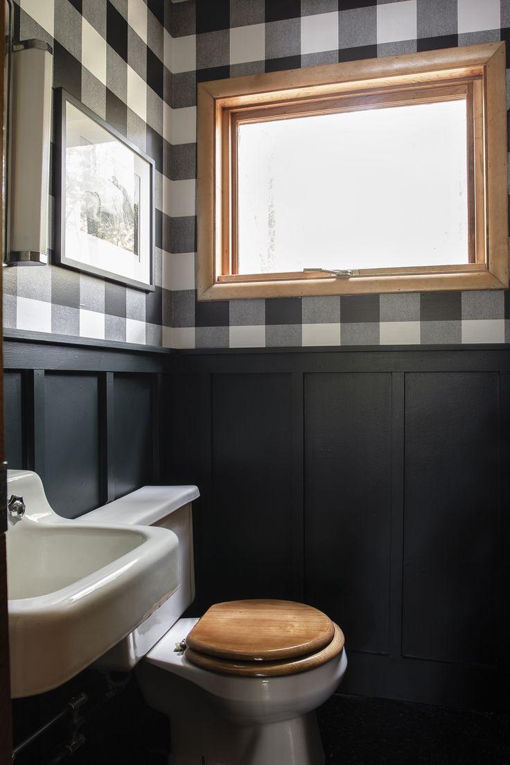 Progress Report : Cabin Half Bath