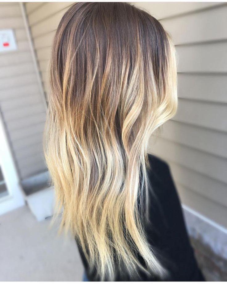 Lighter & Brighter ☀️ | Hair by Rachel | #modernsalon #behindthechair  #hairinspo #besthair #highlights #lob #balayage #ctbalayage #cthairsalon #cthair #cthairstylist  #hairpainting #hairstylist #hairartist #cthairdresser #color #americansalon #salonct #longhair #ombre #sombre #beautybar #beautyct #imallaboutdahair #anthonythebarber916 #ctcolorist #redken #olaplex
