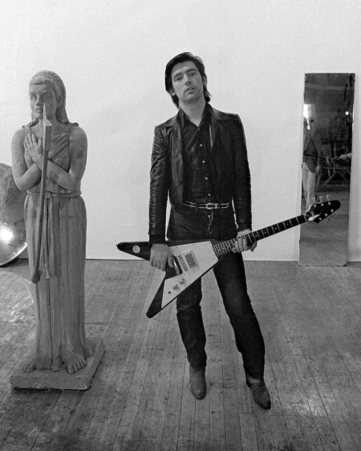 Chris Spedding.
