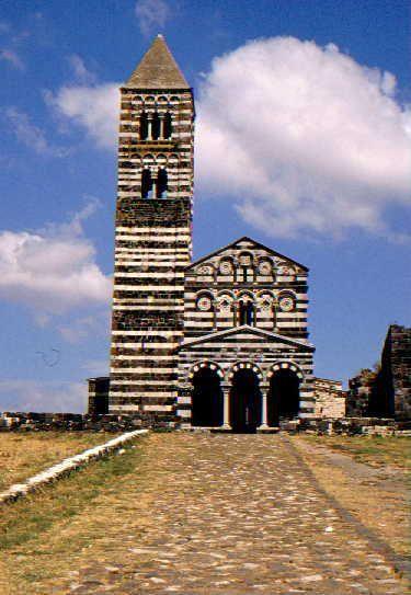 #Saccargia, #Sardegna - www.BedAndBreakfastItalia.com #Italy