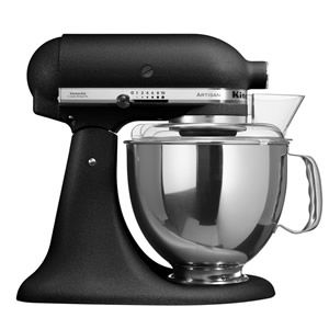 KitchenAid Artisan Mixer 4.8L Cast Iron Black at eCookshop