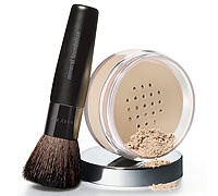 Mary Kay® Mineral Powder Foundation -   It's a foundation that goes on with the sweep of a brush. It's a weightless powder that blends effortlessly for a natural, flawless look.