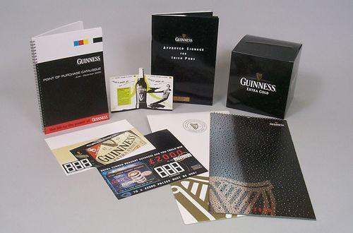 Guiness #bespoke #print #design