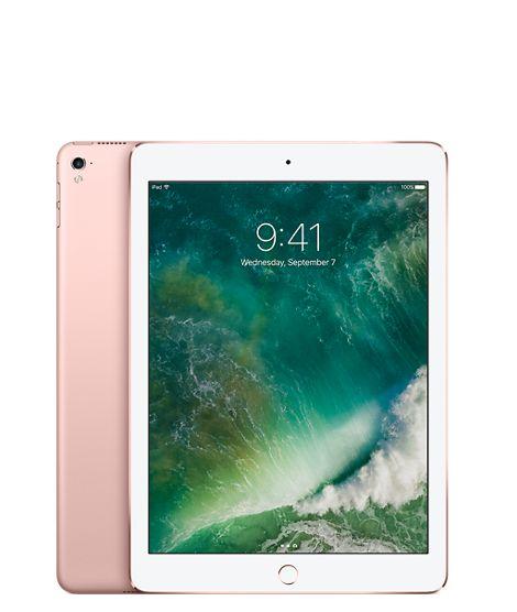 iPad Pro 9,7 cala, Wi-Fi, 32 GB — różowe złoto - Apple (PL)