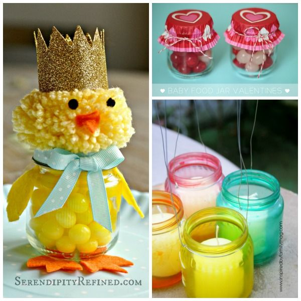 craft ideas for baby food jars 17 best images about babyfood jars on jars 7554