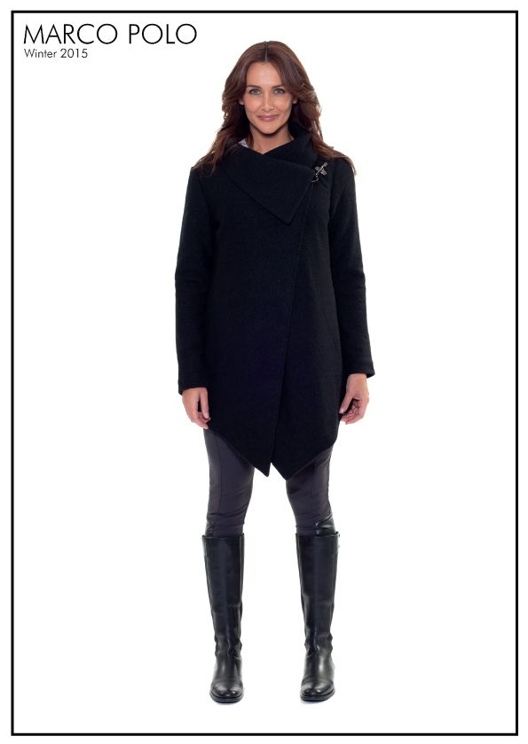 Winter has kicked in and in full swing so be sure to check out our stunning new jackets for the season to keep you snug and warm. Please call 03 9902 5100 to locate your nearest stockist (Style featured: YTMW56017 Draped Wool Coat)