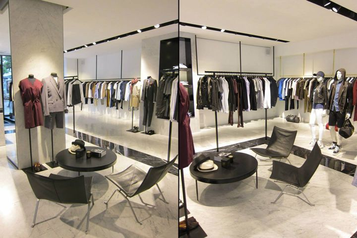 The Kooples The Kooples Sport boutique Cannes, France