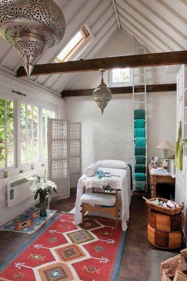 adorable massage room ideas