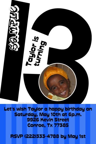 1191 best Boys Birthday Party Invitations images on Pinterest - create invitations online free no download