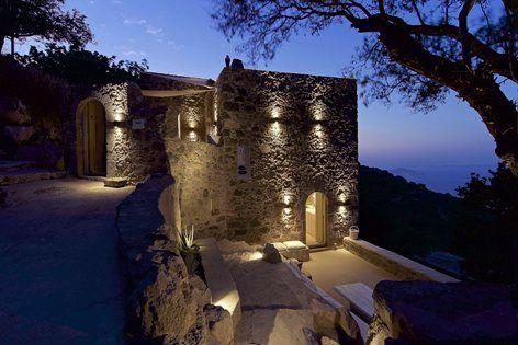 Melanopetra, Emporios, 2016 - AD Architects