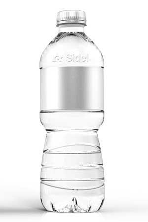 Innovative PET bottle design